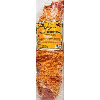 Pork Tenderloin Stuffed with Boudin