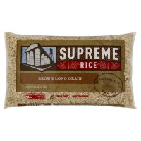 Supreme Long Grain Brown Rice 2 lb