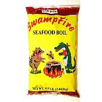 Swamp Fire Seafood Boil 4.5 lb