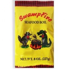 Swamp Fire Seafood Boil 8 oz