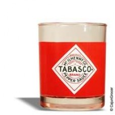 Tabasco Bar Glass