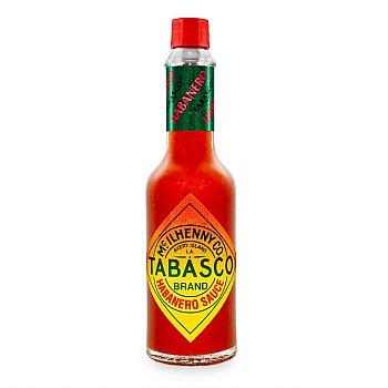 Tabasco Habanero Pepper Sauce