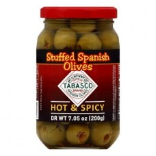 Tabasco Spanish Olives