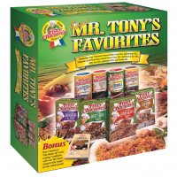 The Original Mr. Tony's Favorites