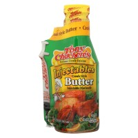 Tony Chachere's Creole Style Butter With Injector 17 oz