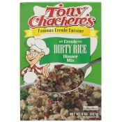 Tony Chachere's Dirty Rice Mix 8 oz