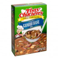 Tony Chachere's Gumbo Base 3 oz
