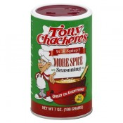 Tony Chachere's More Spice Seasoning 7 oz