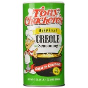 Tony Chachere's Creole Seasoning  17 oz
