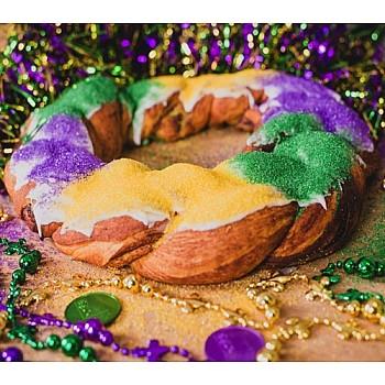Cartozzo's Traditional King Cake