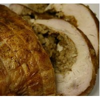 Turducken Roll with Cornbread Dressing 4 lbs