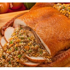 Turducken with Cornbread Stuffing 15 lbs