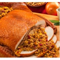 Turducken with Seafood Jambalaya 10 lbs