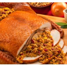 Turducken with Seafood Jambalaya 15 lbs