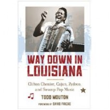 Way Down In Lousiana Book