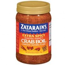 Zatarain's Crab & Shrimp Boil - EXTRA SPICY