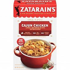 Zatarain's Cajun Chicken Flavor Rice 8 oz