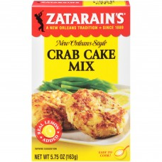 Zatarain's New Orleans Style Crab Cake Mix 5.75 oz