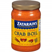 Zatarain's Crab & Shrimp - Pre-Seasoned Sack Size