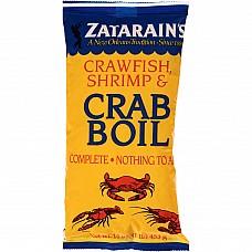 Zatarain's Crab & Shrimp Boil Pre-Seasoned 16 oz