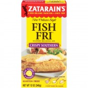Zatarain's Crispy Southern Seasoned Fish-Fri Box