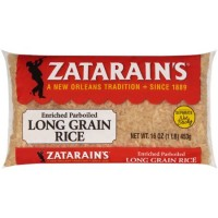 Zatarain's Enriched Long Grain Rice 16 Oz