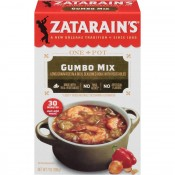 Zatarain's Gumbo Mix with Rice 7 oz