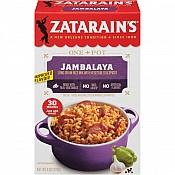 Zatarain's Jambalaya 8 oz