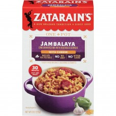 Zatarain's Jambalaya with Cheese 8 oz