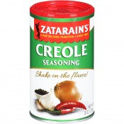 Zatarain's Creole Seasoning 8 oz