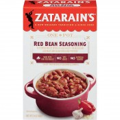 Zatarain's Red Bean Seasoning 2.4 oz