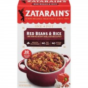 Zatarain's Red Beans and Rice 8 oz