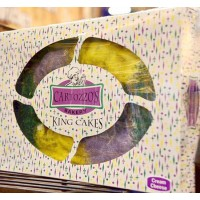 Cartozzo's Cream Cheese King Cake