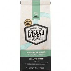 French Market Audubon Blend Decaf Coffee