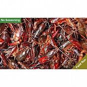 Live Crawfish Field Run Sack - No Seasoning